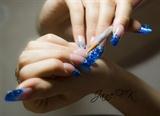 deepest blue )