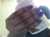 Purple/Black Shatter