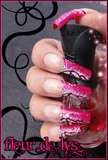Nail Art Acrylic Design