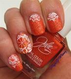 Textured Oranges