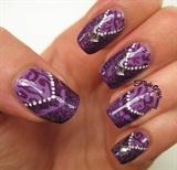 Baroque in Purple