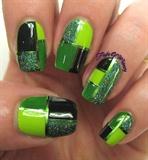 Green blocks