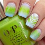 Spring Ombré Nails