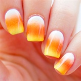 Candy Corn Ombre