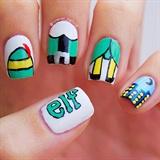 Elf Nail Art