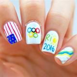 Rio Olympics Nails