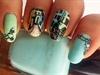 stamping nail Moyra NR 14 pastel façade