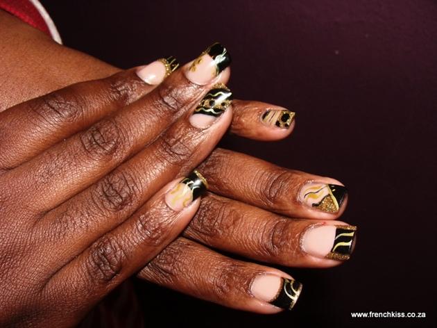 black&gold