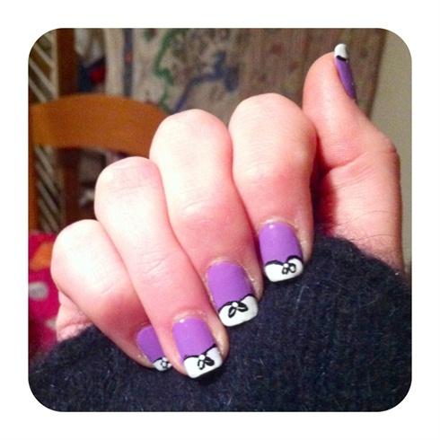 Violet french