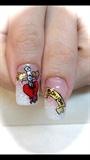 Bon Jovi nails