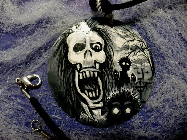 Zombie Fest Necklace