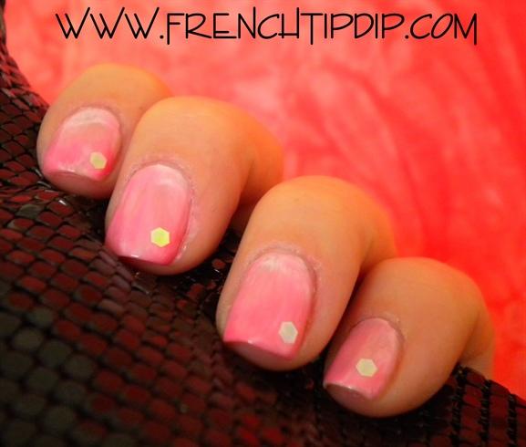 Pink Fade Sparkle