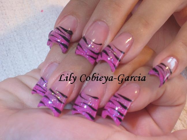 Lily's Nail Designers - Nail Art Gallery