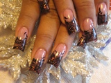 "Nails by Lilia Cobieya ""Pure Envy Salon"""