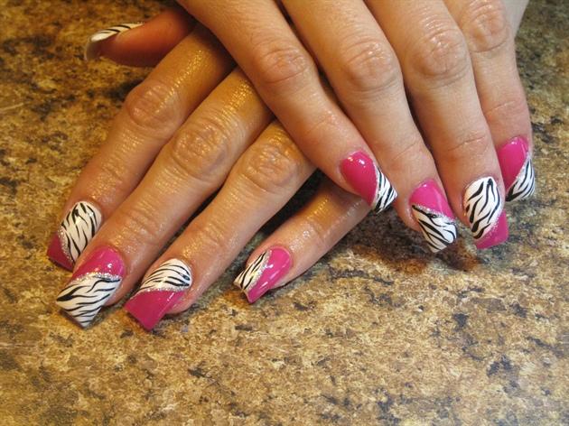 Designer Nail by Lilia Cobieya 2010