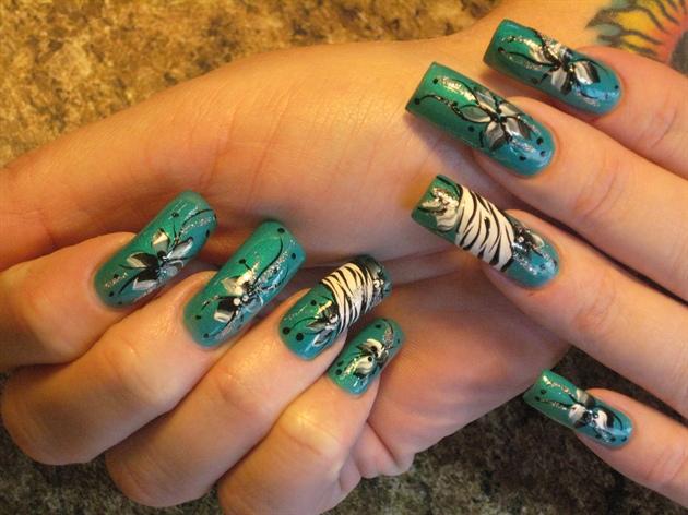 "Nail Designers  ""Pure Envy Salon"""