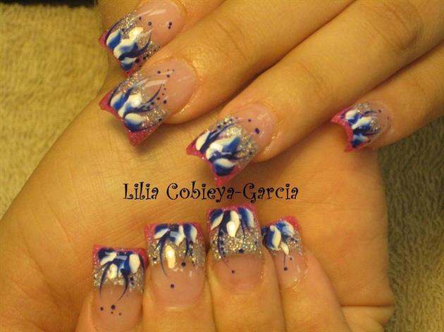 Designer Nails by Lilia Cobieya