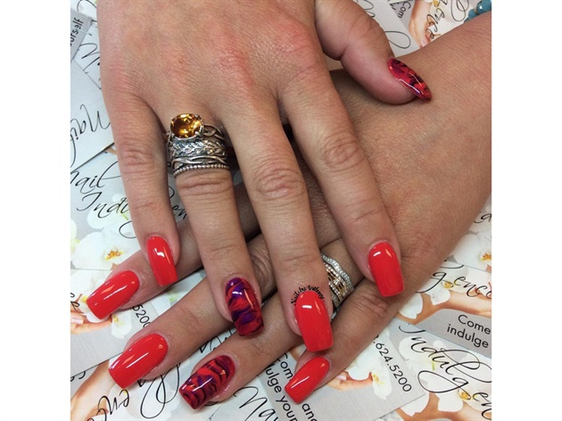Million Dollar Nails Nail Art Gallery