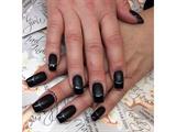 Black Matte Gloss