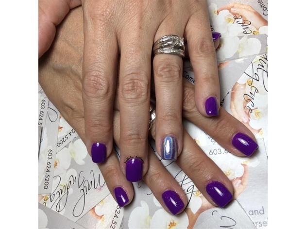 Purple Chrome