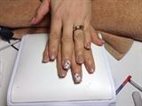 Simple Short Nails