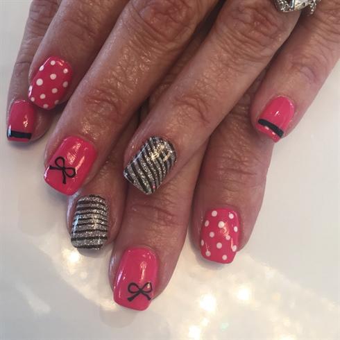 Poke-a-dots And Stripes