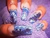 aboriginal art platypus nails