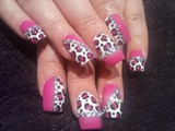 blinged up leopard print :)