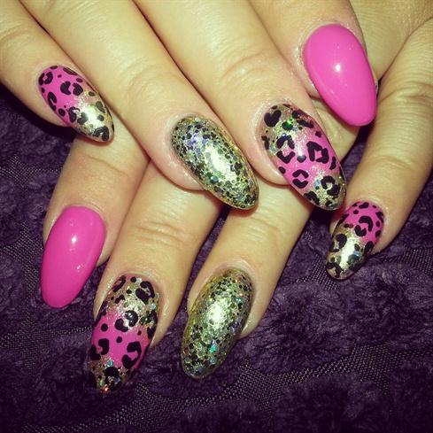 love leopard print!