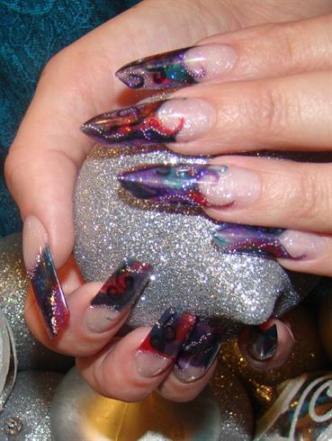 Edge Acrylic nails