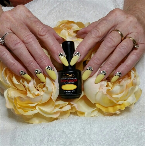 """""""Honey Bee"""" by Bio Seaweed Gel."""