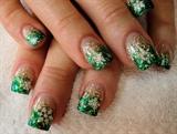 Christmas Glitter Gels