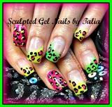 Pretty Bright Leopard
