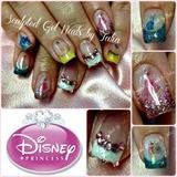Disney Princess Nails!
