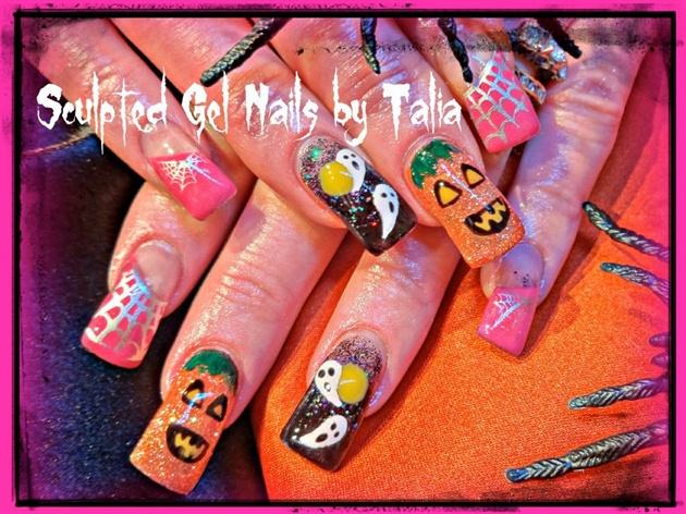 Girlie Halloween!