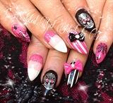 Pink Halloween!!