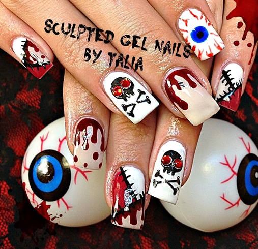 Gory Halloween!