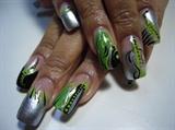 green envy nailz