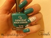 nail polish:Golden Rose Rich Color 19