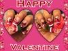 Valentine Day Nail