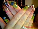 Rican nails!