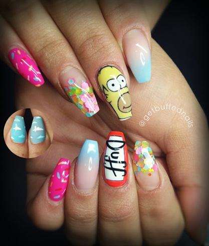 Homer Nails