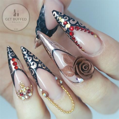 NTNA Challenge #3 Couture Embellished