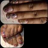 GeTT NaiLed with B StacEE Nail Design