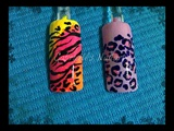 Stripes and Animal print