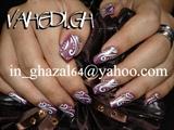~ghazal~ purple 2