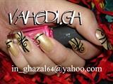~ghazal~ gold
