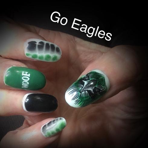 Go Eagles 🦅