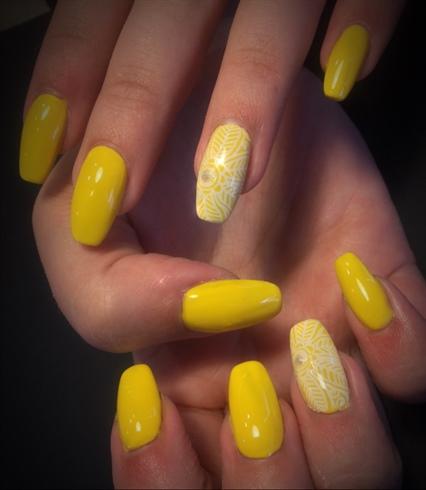 Sunshine Nail Art Gallery