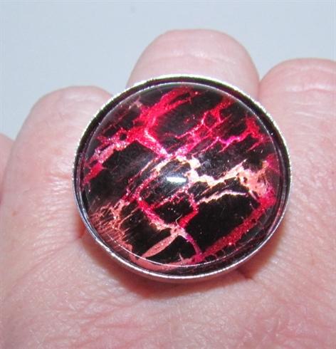 Lava Shatter Ring